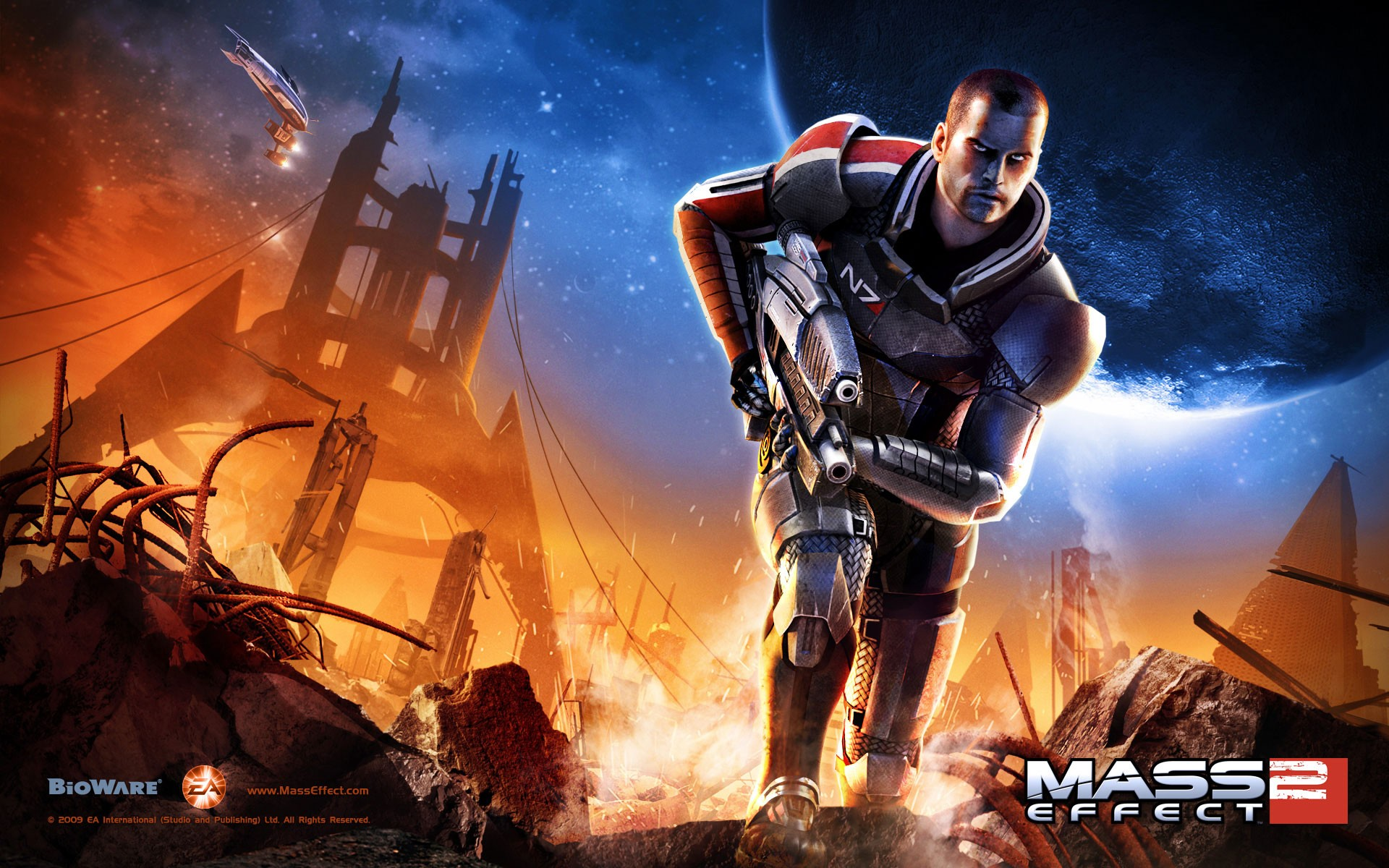 Download Cute Images For Wallpaper Mass Effect 2 Game Wallpapers Hd Wallpapers Id 7006