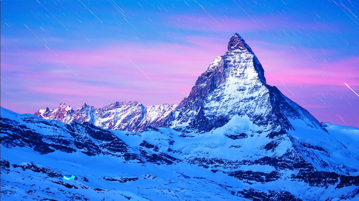 Hd Fall Wallpap Matterhorn Mountain Europe Wallpapers Hd Wallpapers Id