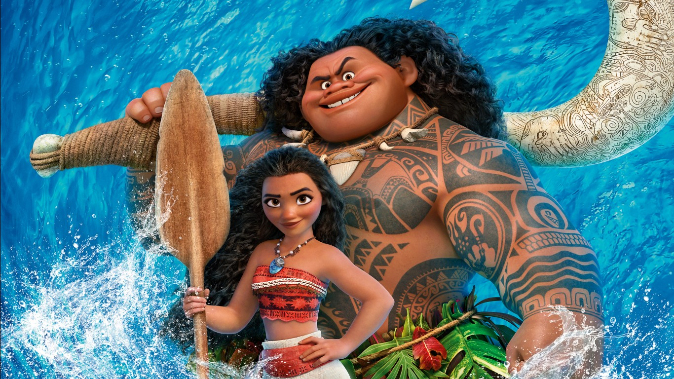 Birthday Cake Wallpaper 3d Download Maui Moana Animation 8k Wallpapers Hd Wallpapers Id 19145