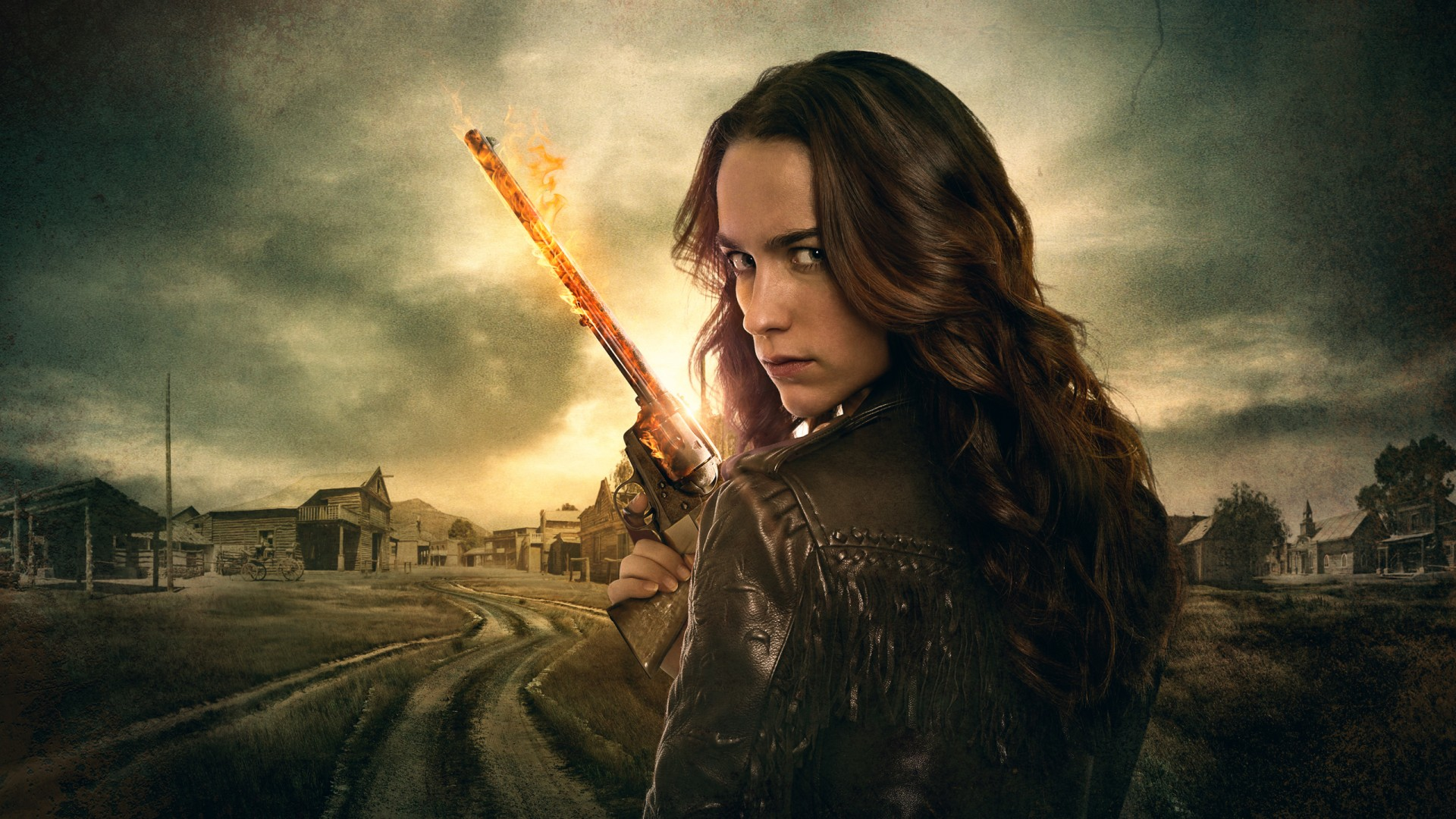 Wallpaper Hd Anime Girl Melanie Scrofano Wynonna Earp Wallpapers Hd Wallpapers