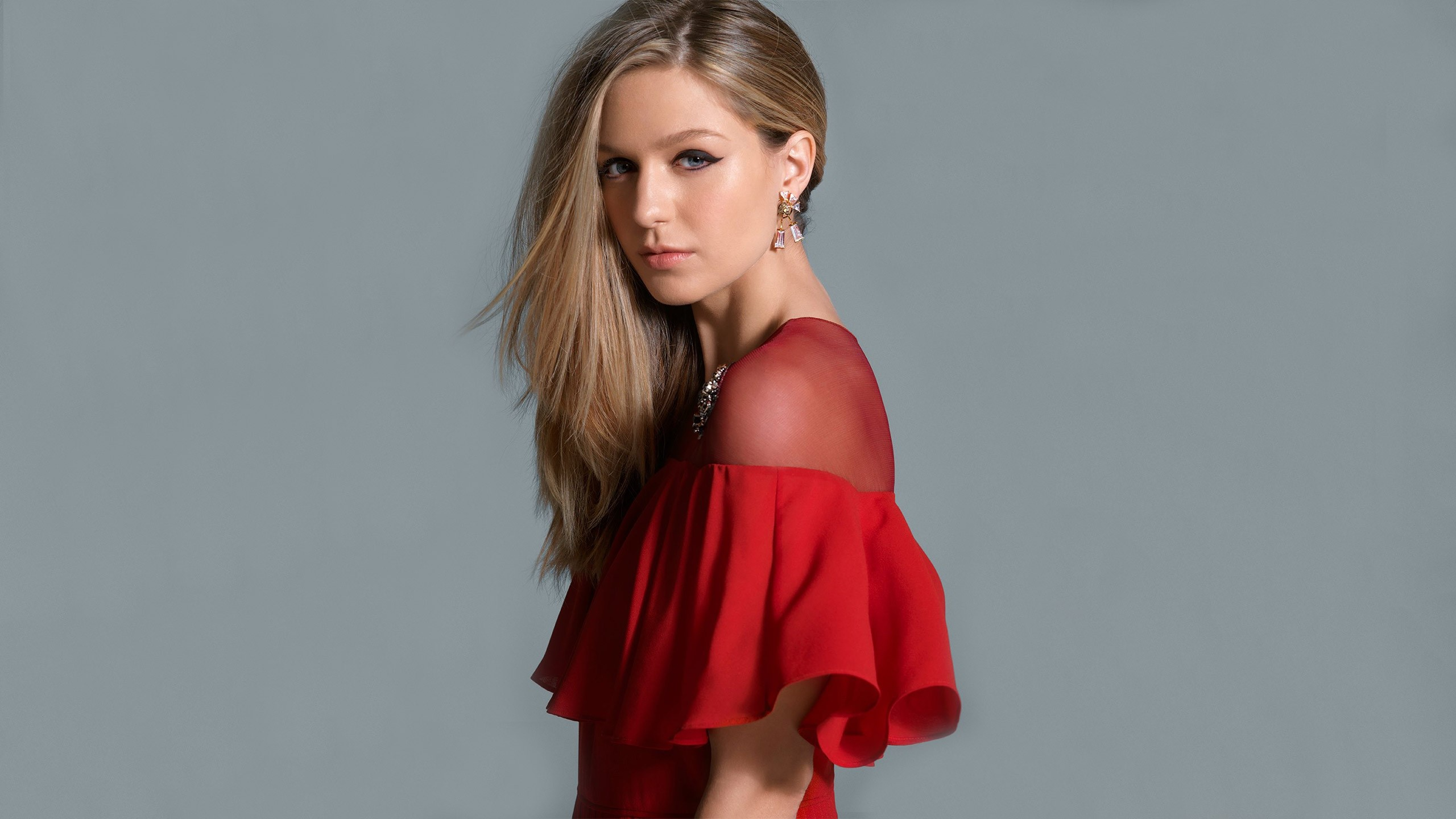 Live Wallpaper Cars Android Melissa Benoist Hd 2017 Wallpapers Hd Wallpapers Id 21554
