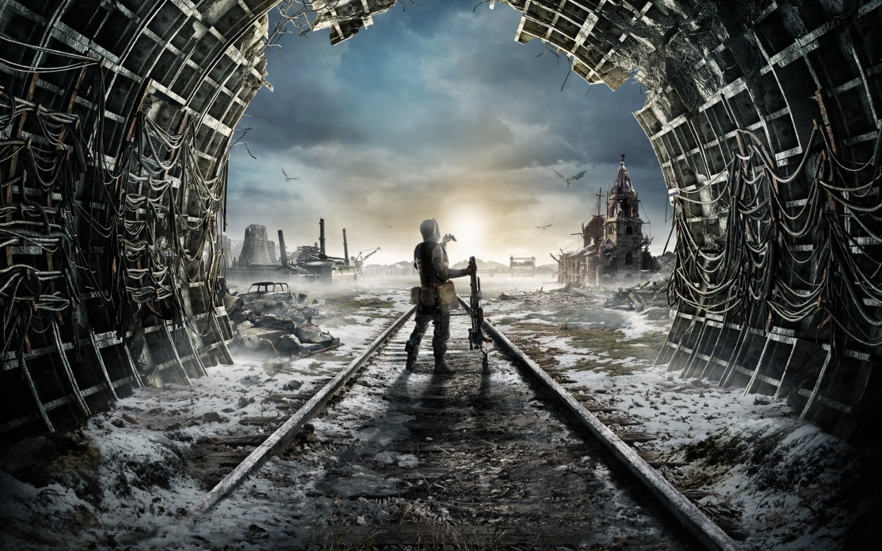3d Wallpaper Widescreen Metro Exodus Wallpapers Hd Wallpapers Id 24483