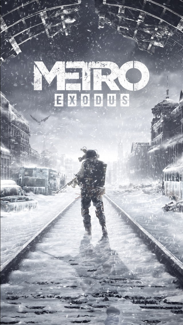 Best 3d Wallpapers For Iphone 5 Metro Exodus 2018 5k Wallpapers Hd Wallpapers Id 22501