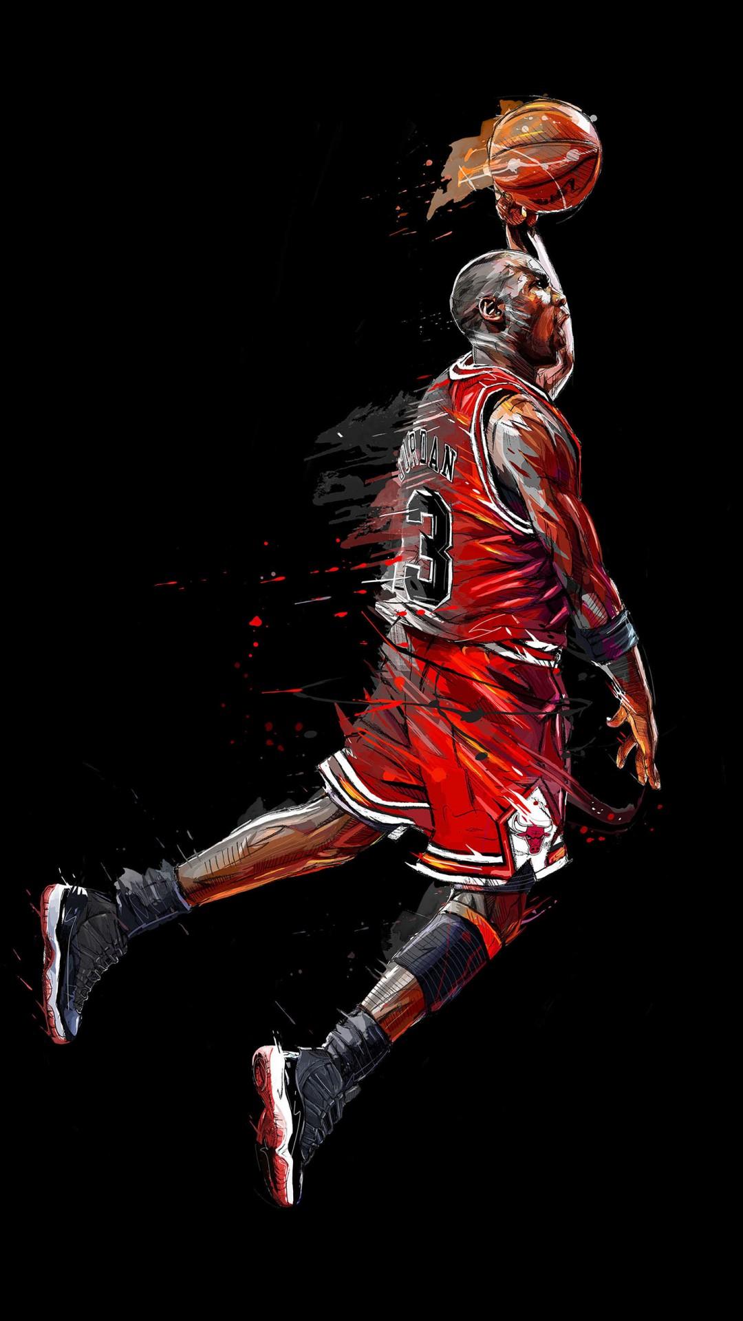 Messi Wallpaper Iphone 6 Michael Jordan Artwork 5k Wallpapers Hd Wallpapers Id