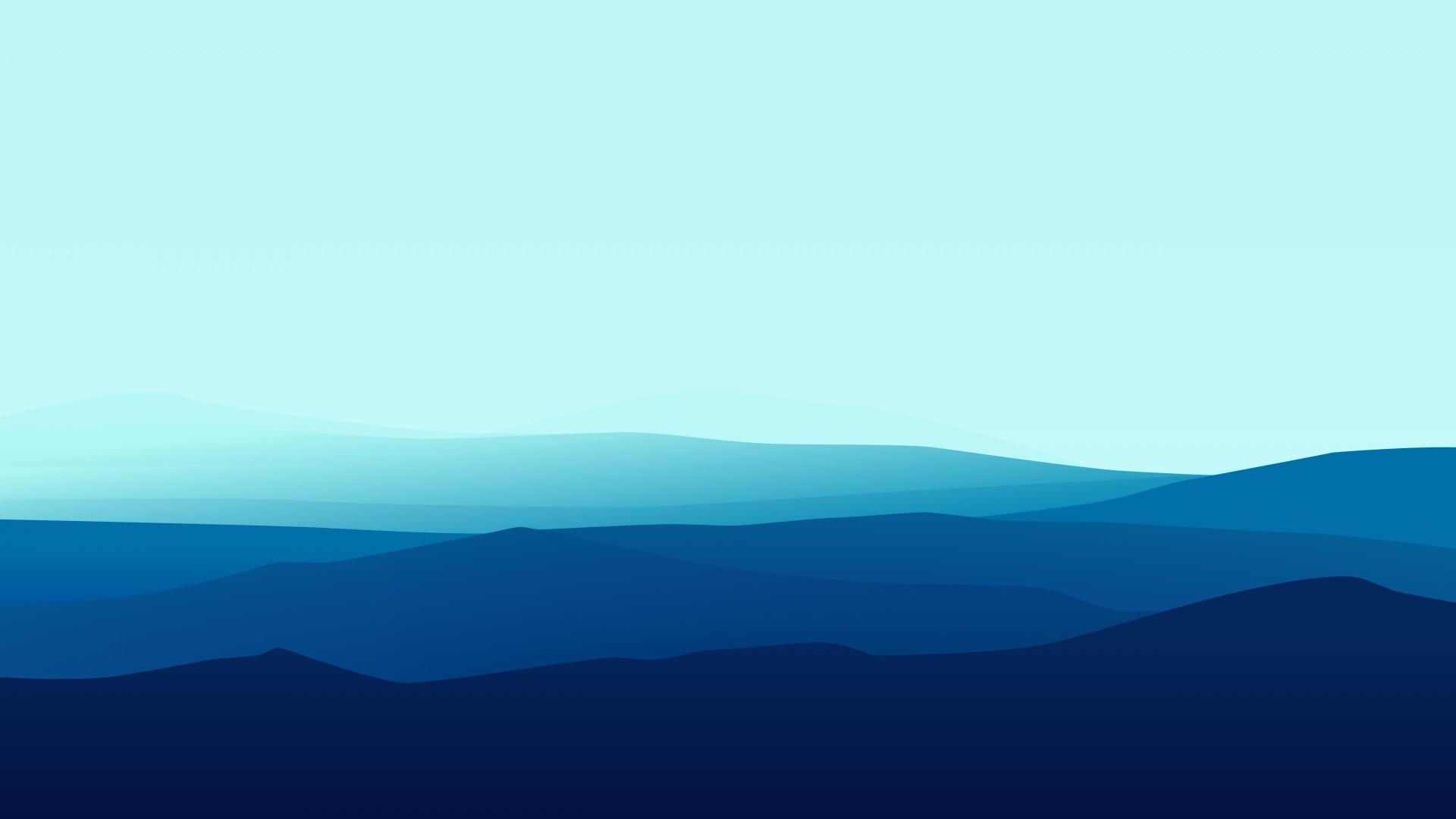 Best 3d Hd Widescreen Wallpapers Minimal Blue Mountains Hd 5k Wallpapers Hd Wallpapers