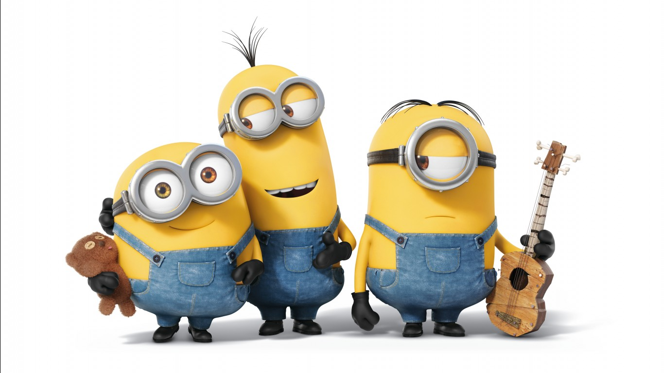 3d Clown Wallpaper Minions Comedy Movie Wallpapers Hd Wallpapers Id 15541