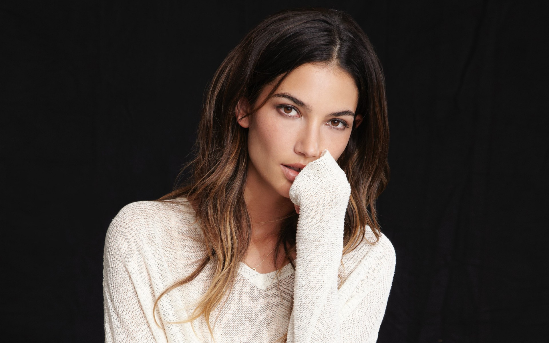 Cute Hd Wallpapers 1080p Widescreen Model Lily Aldridge Wallpapers Hd Wallpapers Id 15993