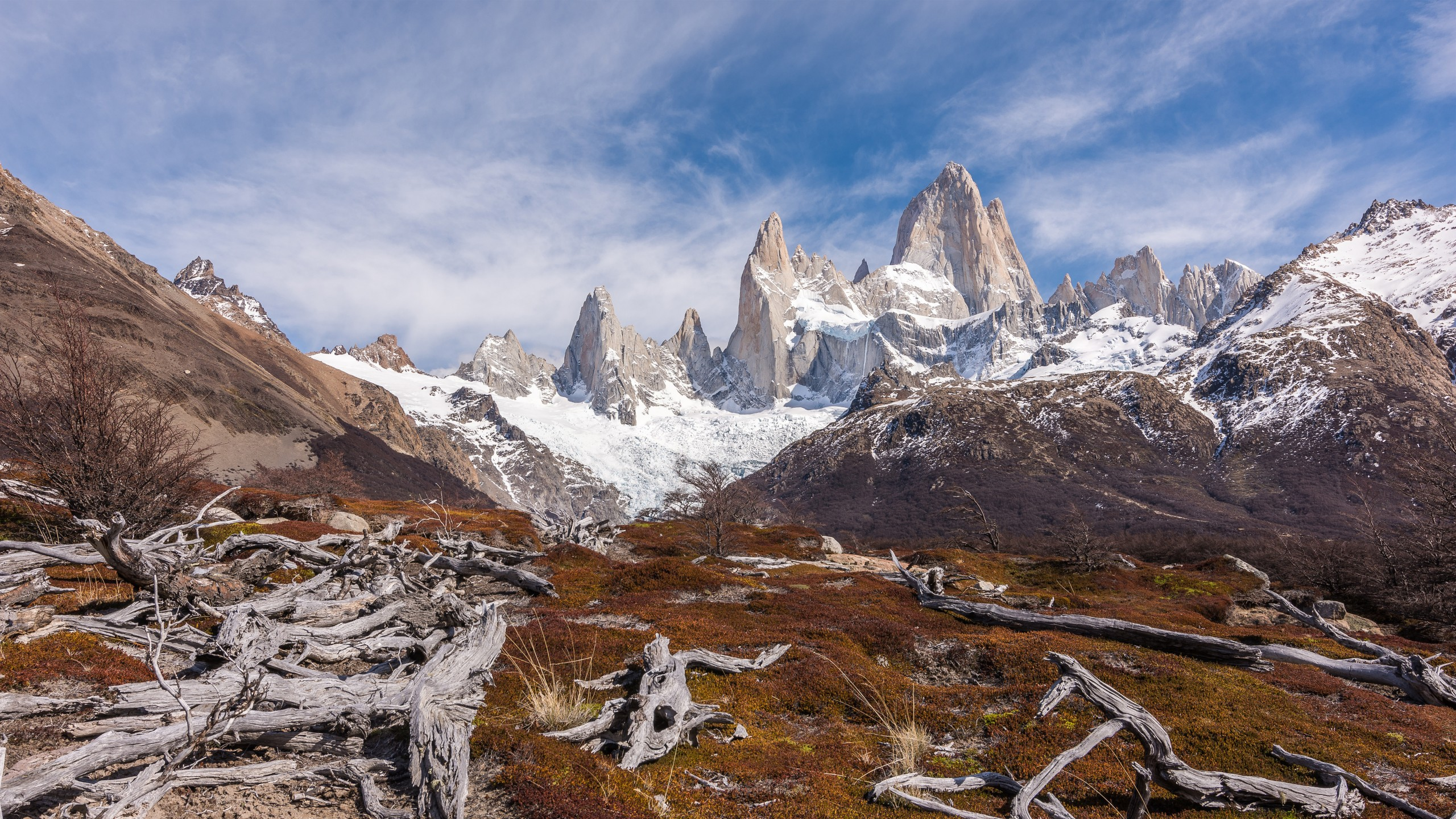 Cute Wallpapers Borders Monte Fitz Roy 4k Wallpapers Hd Wallpapers Id 20302
