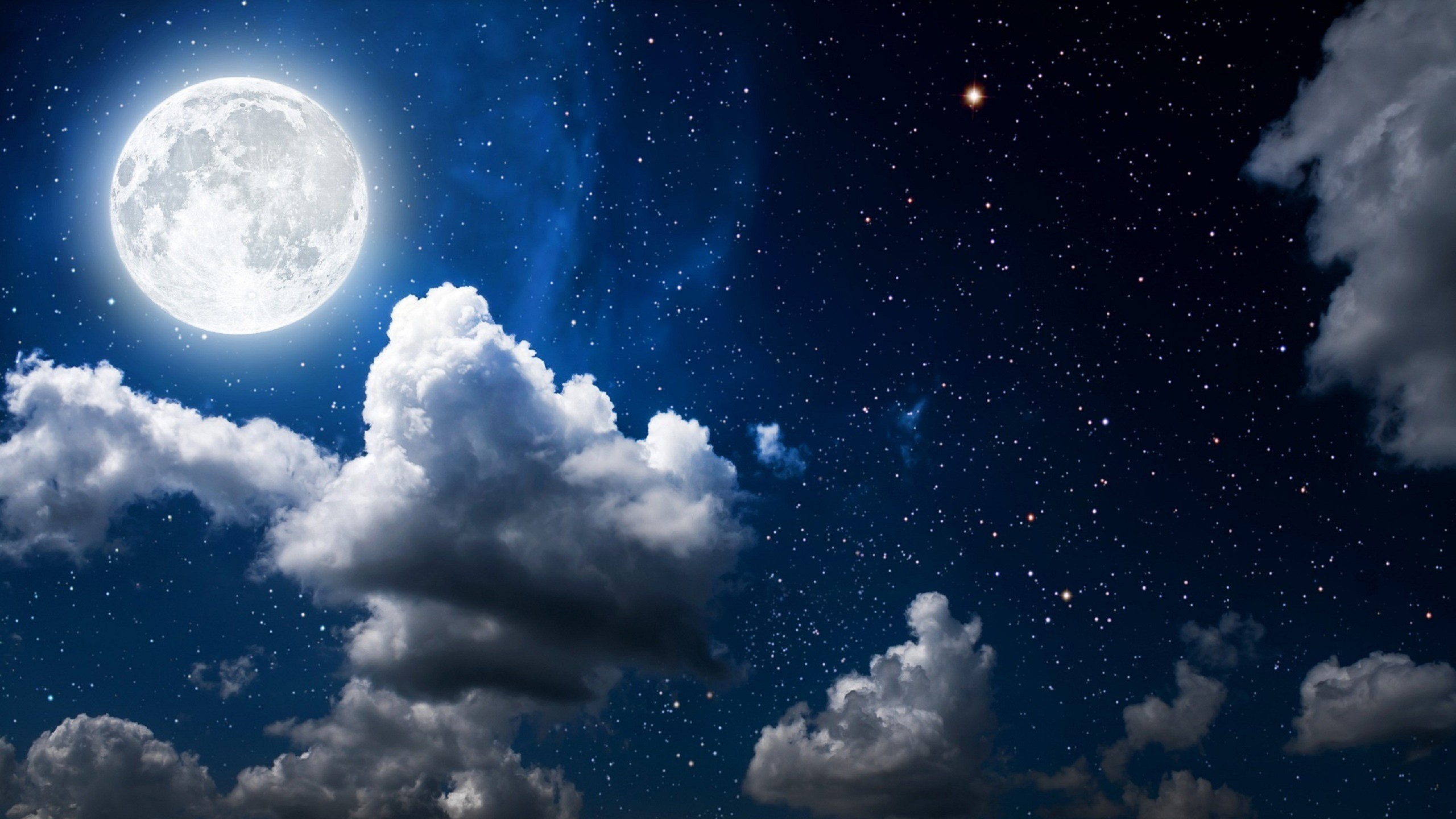 World Beautiful Cars Wallpapers Moon Clouds Dark Sky Wallpapers Hd Wallpapers Id 18374