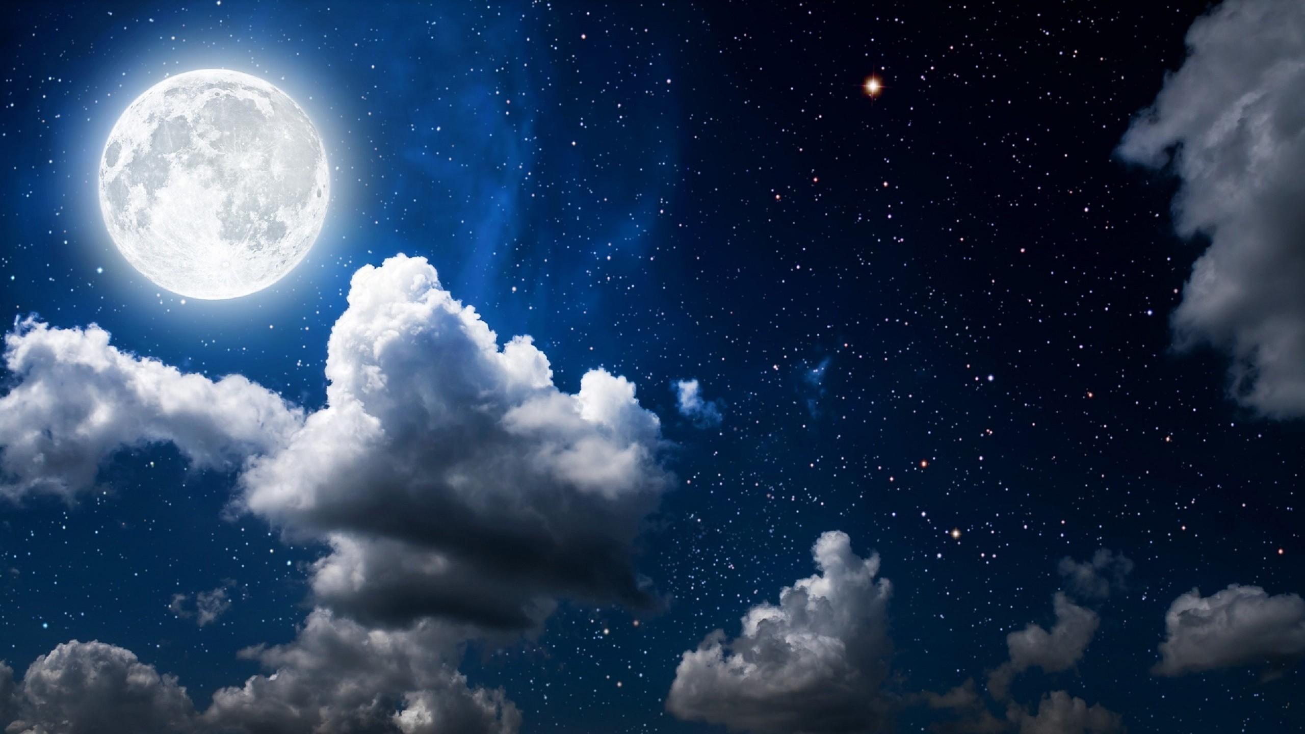 Moon Wallpaper Iphone Moon Clouds Dark Sky Wallpapers Hd Wallpapers Id 18374