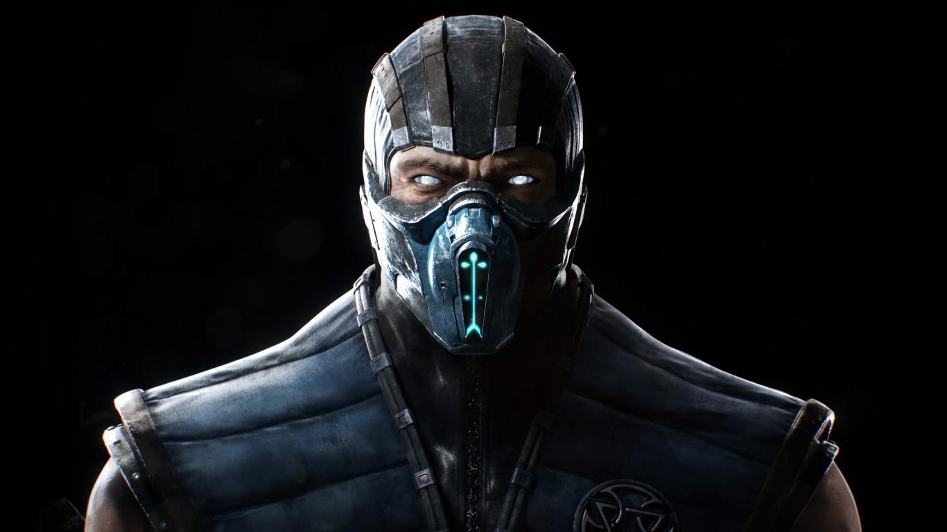 Mortal Kombat X Wallpapers Hd Iphone Mortal Kombat X Sub Zero Wallpapers Hd Wallpapers Id