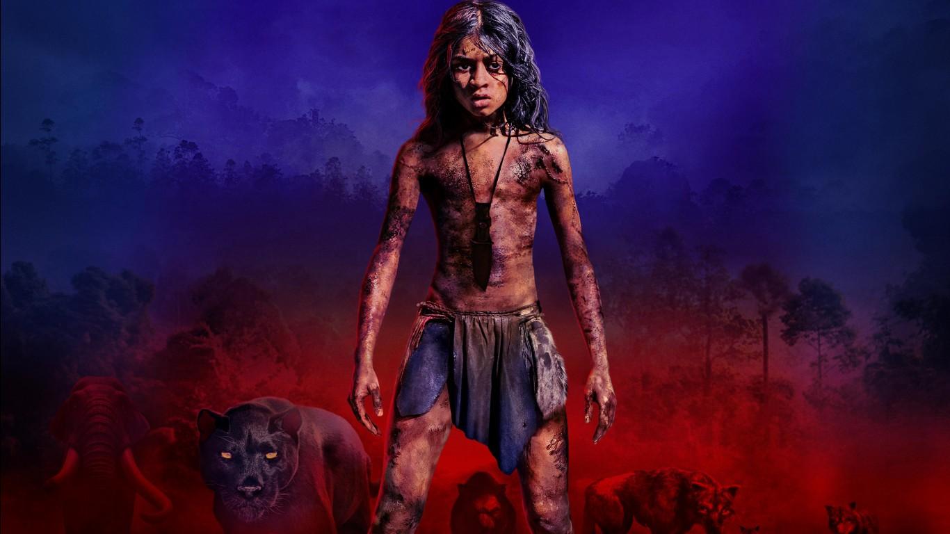 3d Jungle Wallpaper Mowgli Legend Of The Jungle 2018 4k Wallpapers Hd