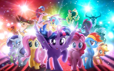 My Little Pony The Movie 4K Wallpapers | HD Wallpapers | ID #20733
