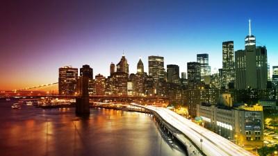 New York City Manhattan Bridge Wallpapers | HD Wallpapers | ID #17578