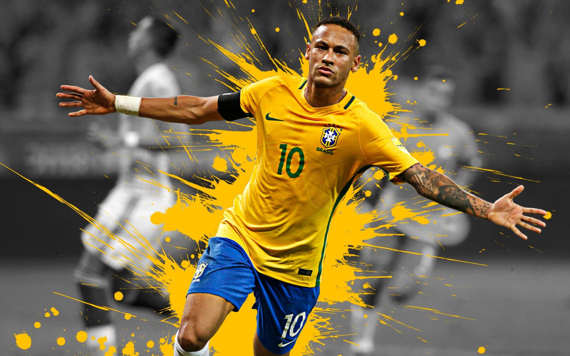 Wallpaper Barcelona Fc 3d Neymar 4k Wallpapers Hd Wallpapers Id 26641