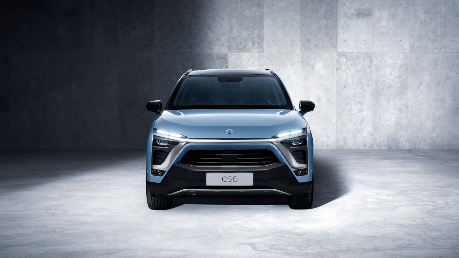 Wallpaper Desktop 3d Hd Car Nio Es8 Electric Suv 2018 4k Wallpapers Hd Wallpapers