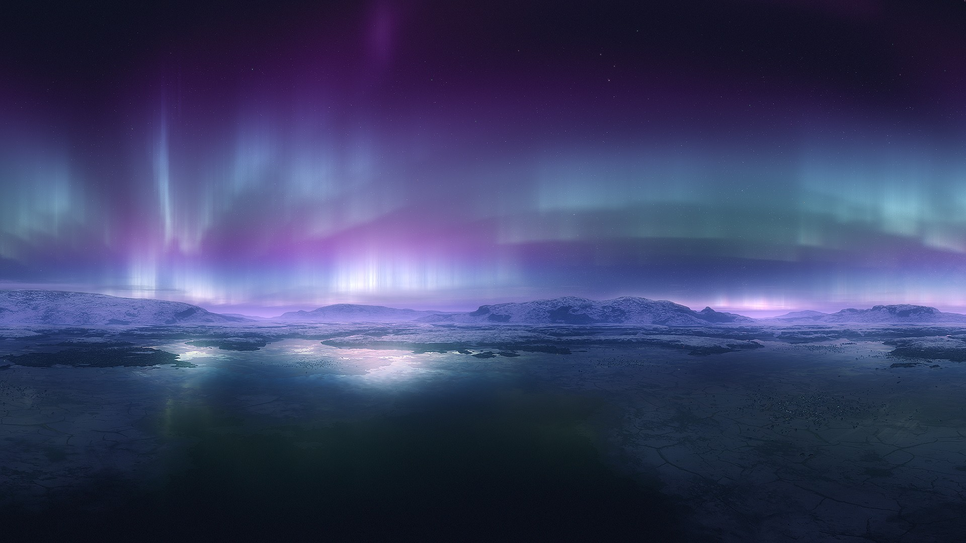 4k Wallpaper 3d 3840x2400 Norther Aurora Sky Wallpapers Hd Wallpapers Id 25027