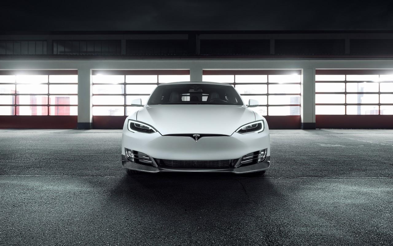 3d Car Wallpaper Hd Novitec Tesla Model S 2018 4k Wallpapers Hd Wallpapers