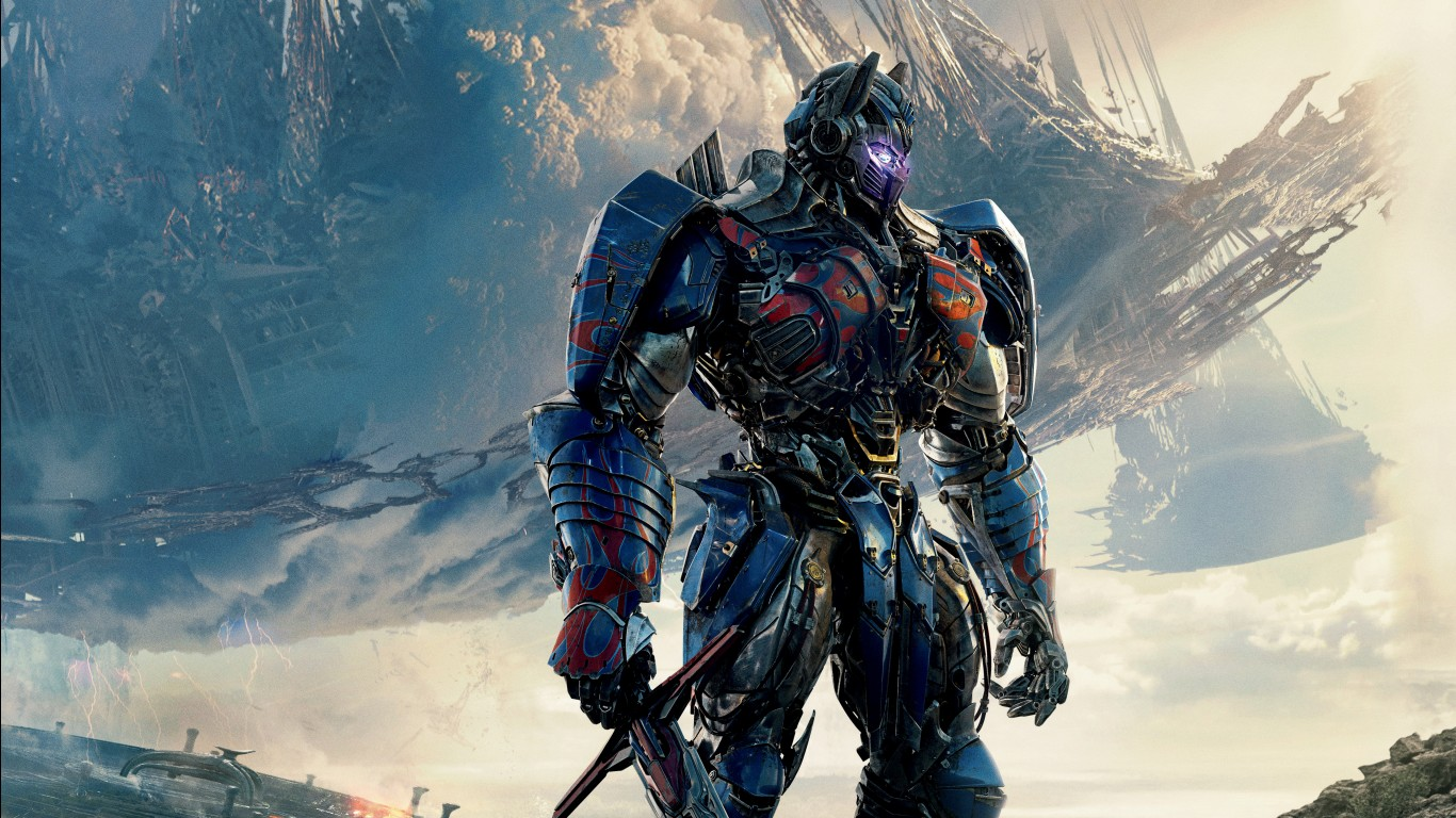 Optimus Prime The Last Knight Hd Wallpaper Optimus Prime Transformers The Last Knight Wallpapers Hd
