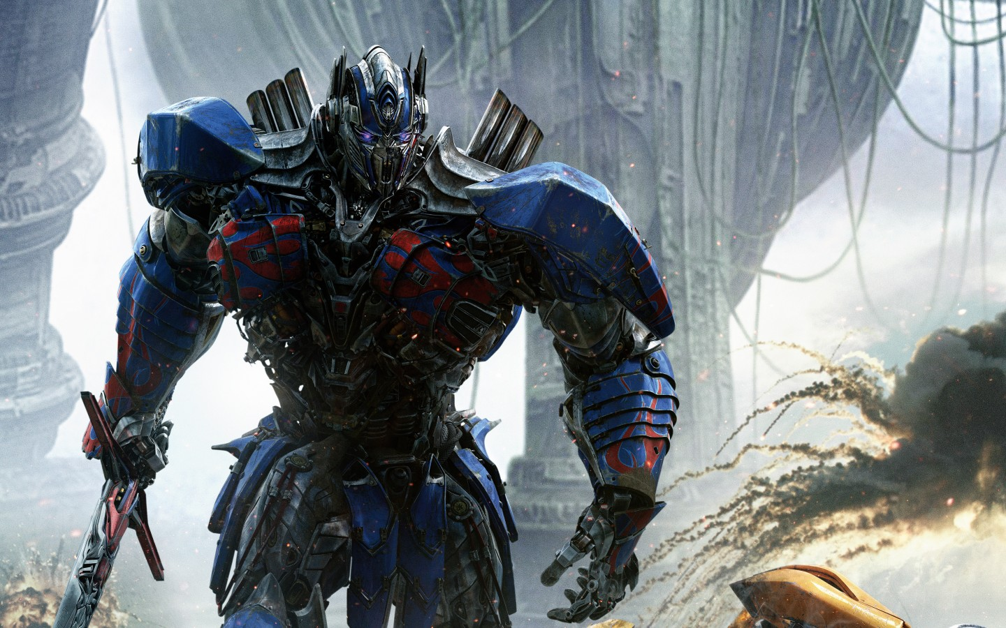 Anime Beach Wallpaper Optimus Prime Transformers The Last Knight 2017 Wallpapers