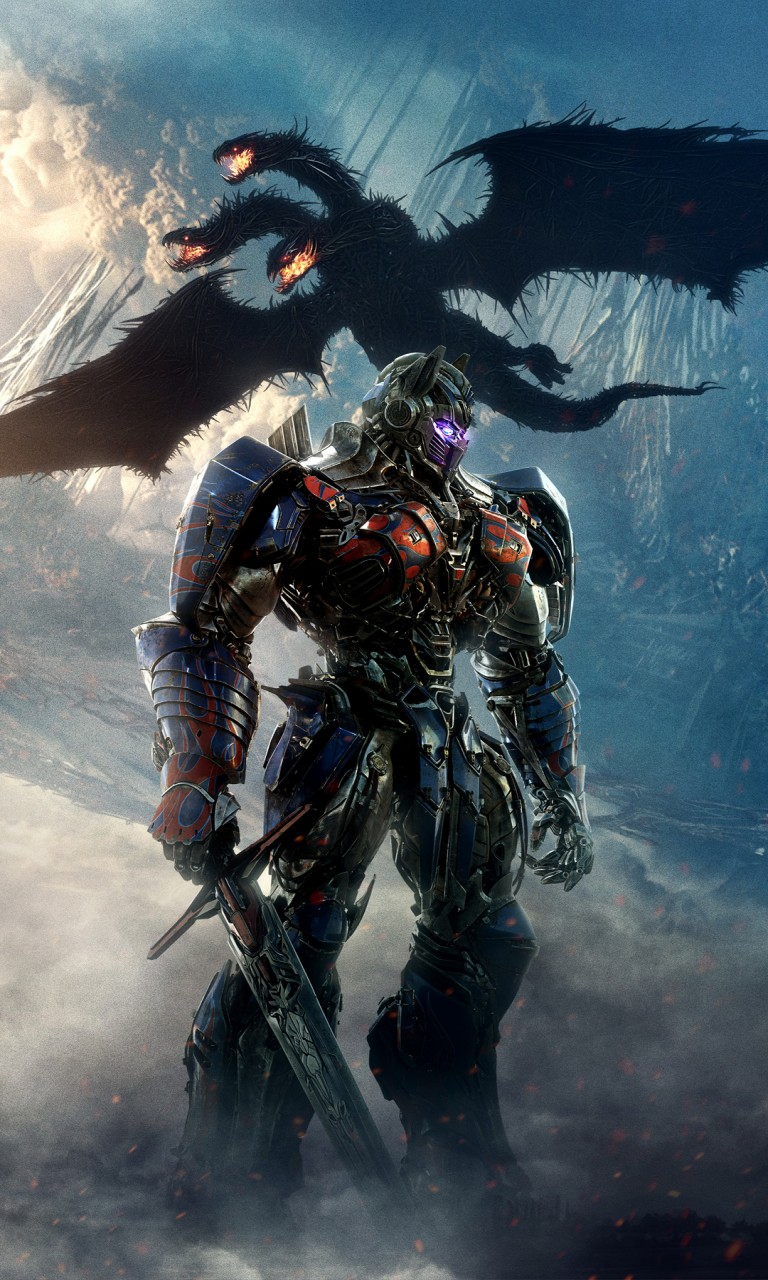 Optimus Prime The Last Knight Hd Wallpaper Optimus Prime Transformers The Last Knight Hd Wallpapers