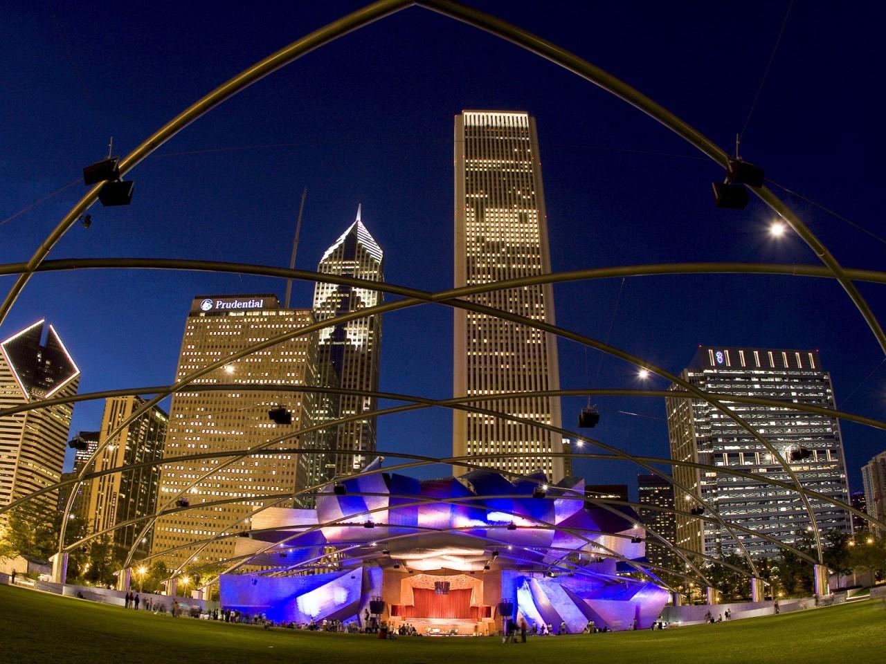 Gold 3d Hd Wallpapers Pavilion Millennium Park Chicago Illinois Wallpapers Hd