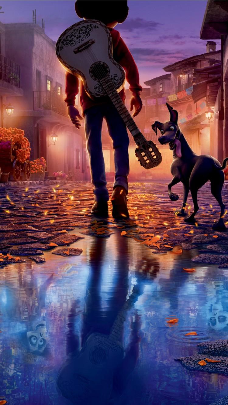 Iphone 5s Wallpaper Hd Pixar Coco 2017 4k 8k Wallpapers Hd Wallpapers Id 20676
