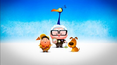 Pixar's Up Wallpapers | HD Wallpapers | ID #12766