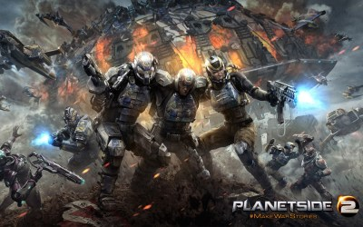 Planetside 2 PS4 Wallpapers | HD Wallpapers | ID #13588