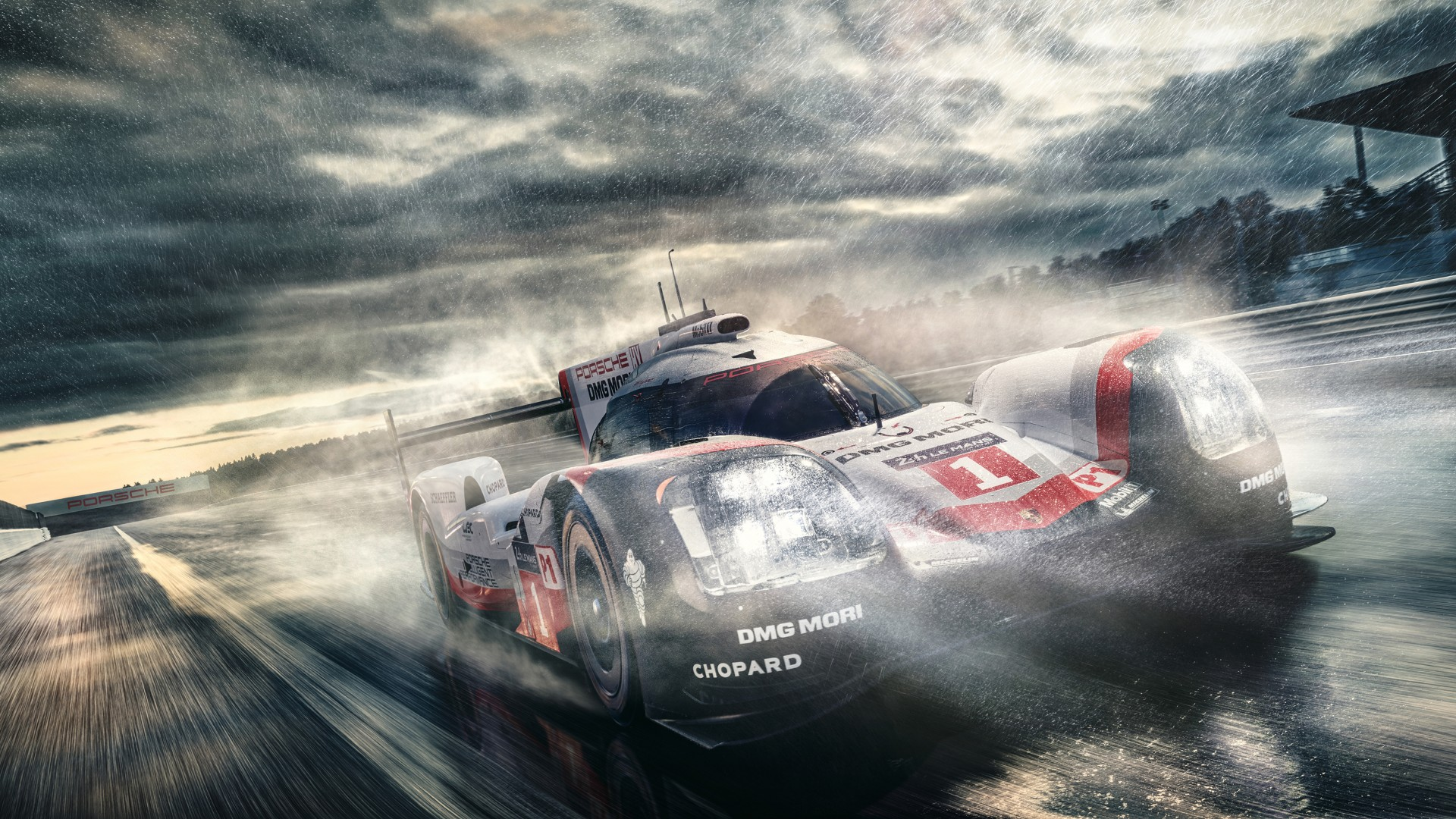 Top 10 3d Wallpapers For Android Porsche 919 Hybrid 4k Wallpapers Hd Wallpapers Id 22829