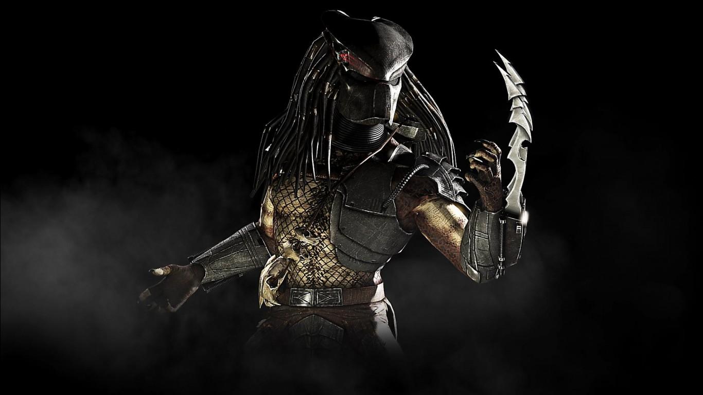 3d Full Hd Wallpaper For Android Predator Mortal Kombat X Wallpapers Hd Wallpapers Id