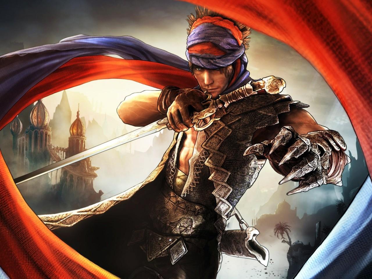 Wallpaper 3d Espada Prince Of Persia Game Wallpapers Hd Wallpapers Id 9047
