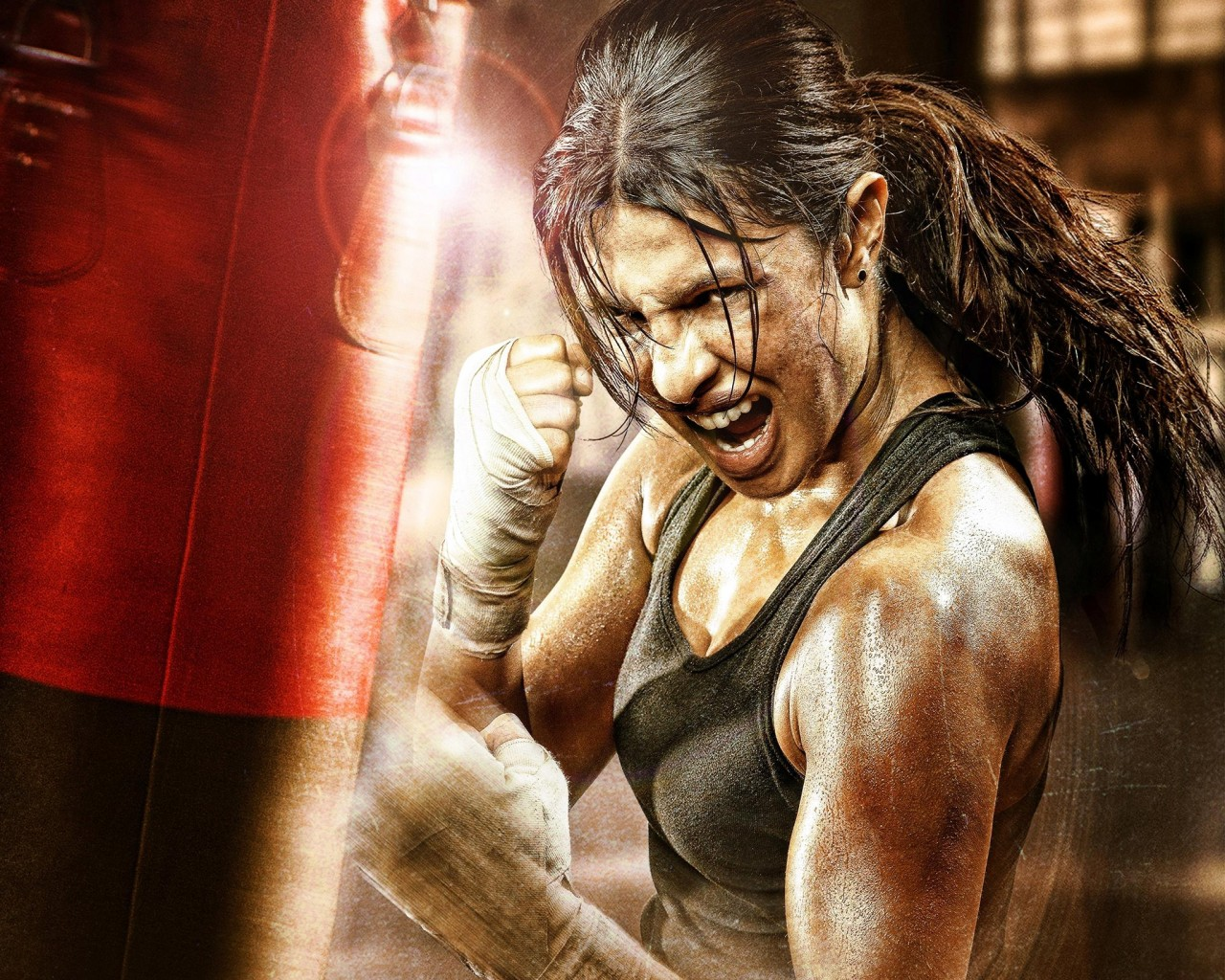 Most Cute Wallpaper Priyanka Chopra Mary Kom Wallpapers Hd Wallpapers Id