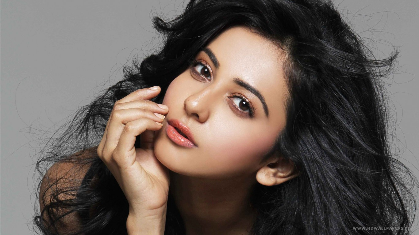 3d Wallpaper Actress Rakul Preet Singh 2015 Wallpapers Hd Wallpapers Id 14400