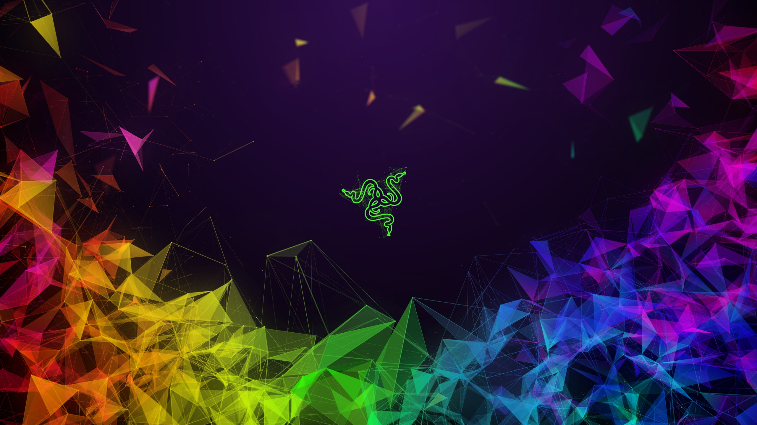 3d Rainbow Wallpaper Download Razer Blade Stock 4k Wallpapers Hd Wallpapers Id 27201