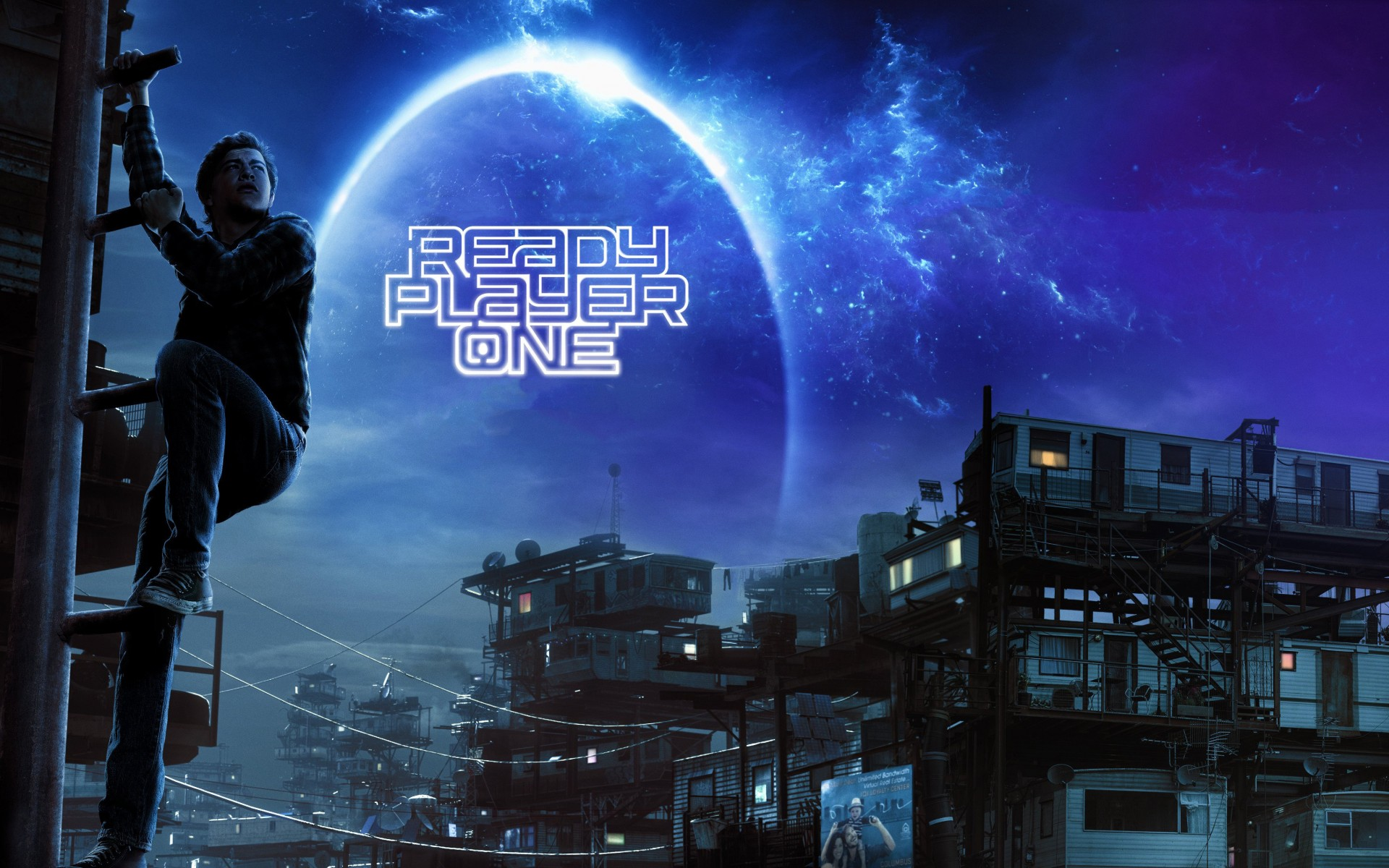 Iphone 4 Wallpapers Hd 3d Ready Player One Wallpapers Hd Wallpapers Id 22568