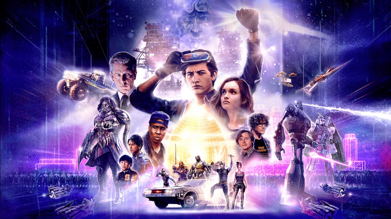 Iphone 6 Wallpaper Hd Ready Player One 2018 4k 8k Wallpapers Hd Wallpapers