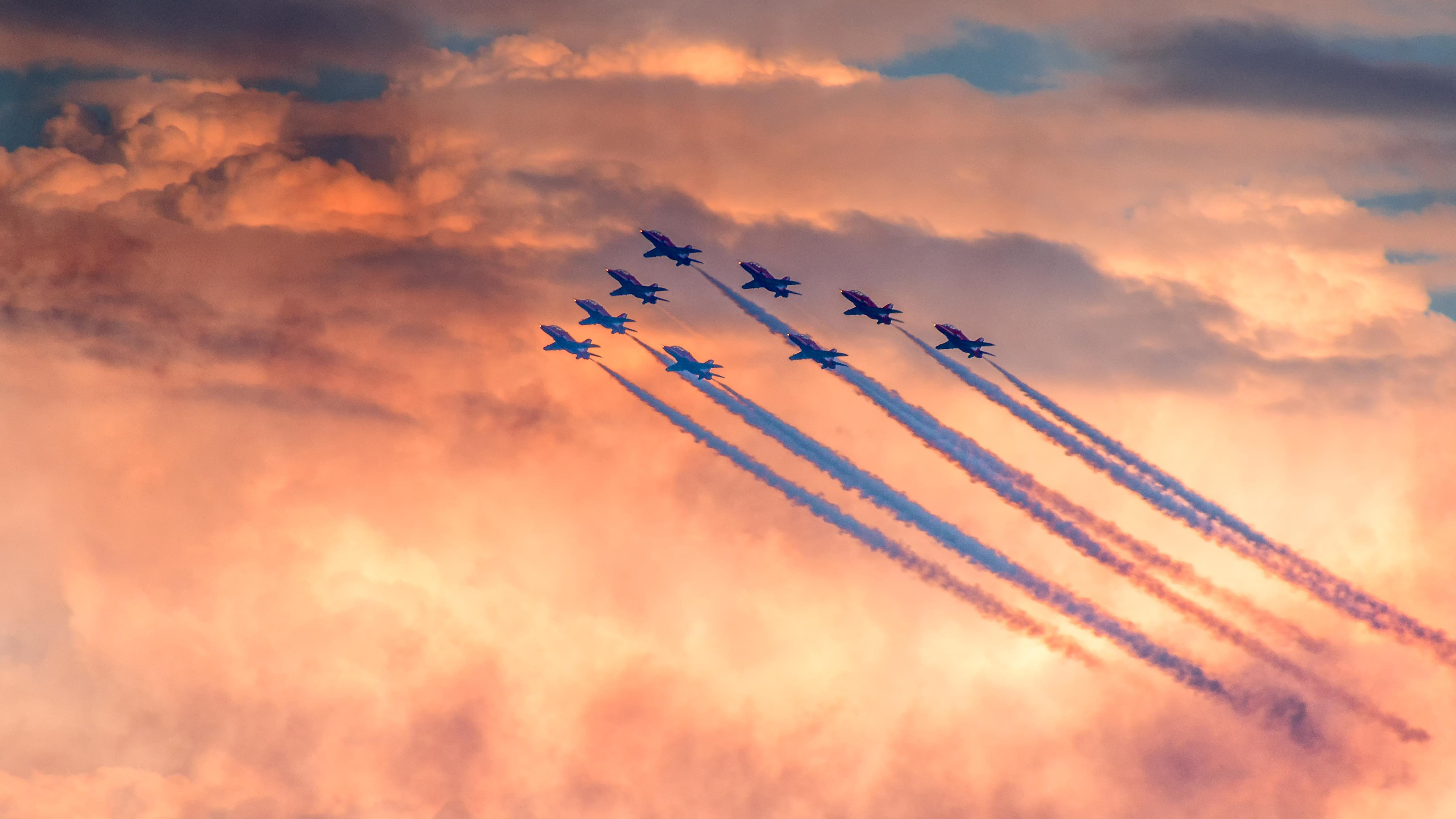 Hd Wallpapers 1080p Widescreen Cars Red Arrows Air Show 5k Wallpapers Hd Wallpapers Id 19616