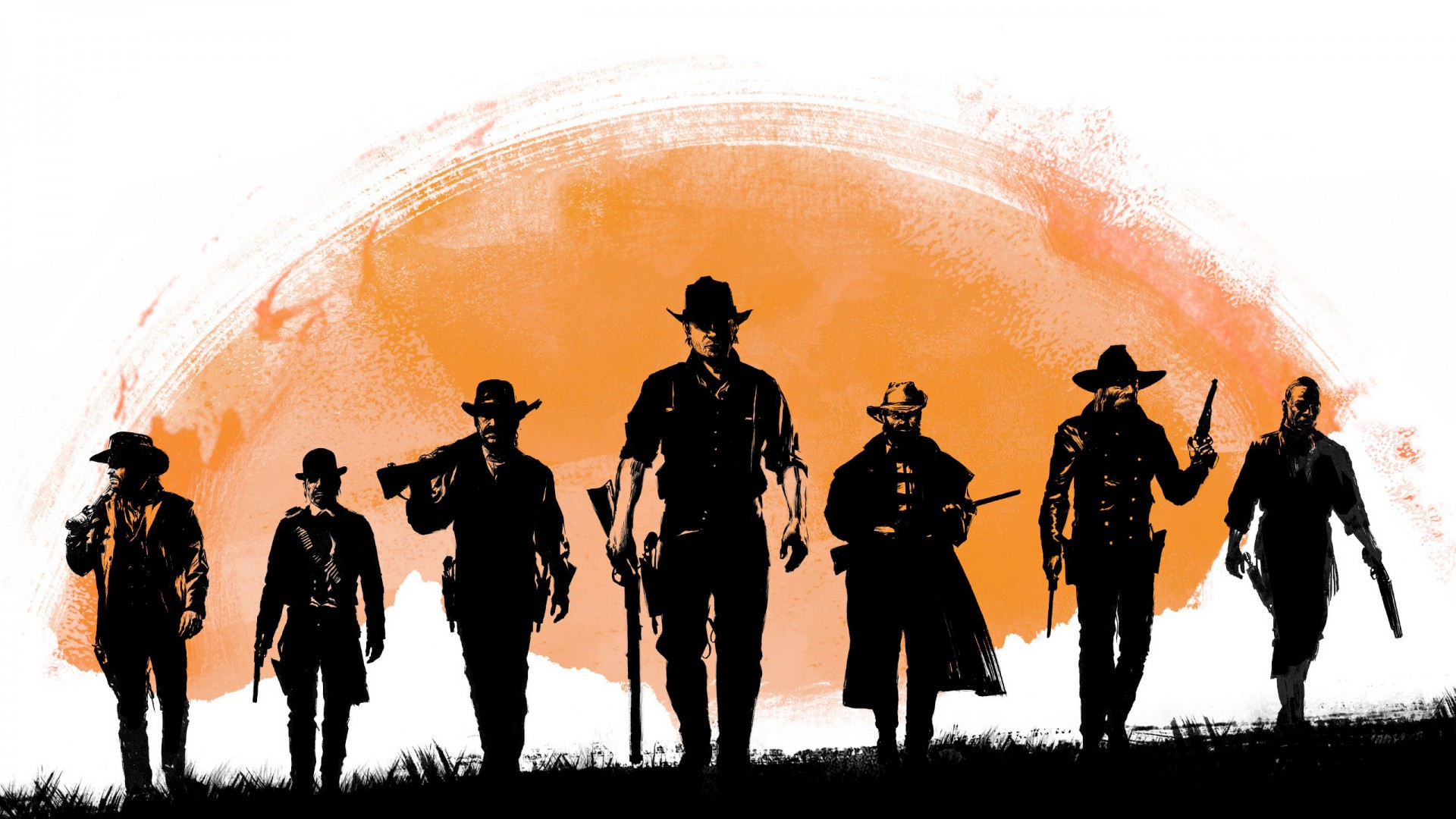 Red Star 3d Wallpaper Red Dead Redemption 2 Wallpapers Hd Wallpapers Id 20063