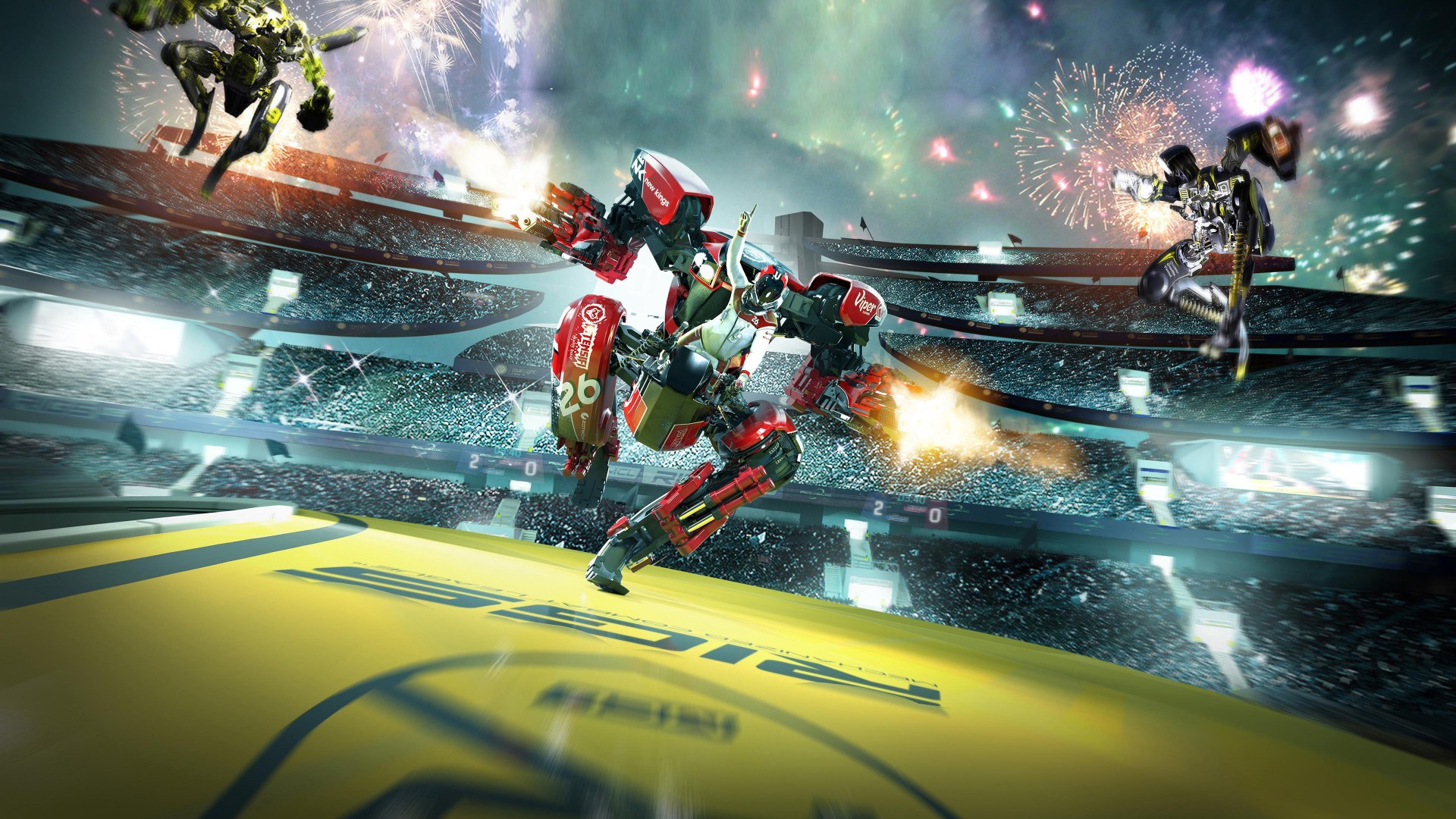 Prototype Cars Wallpapers Rigs Mechanized Combat League Vr Game 4k Wallpapers Hd