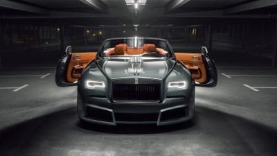 Rolls Royce Dawn Overdose By Spofec 2017 4K Wallpapers   HD Wallpapers   ID #22280