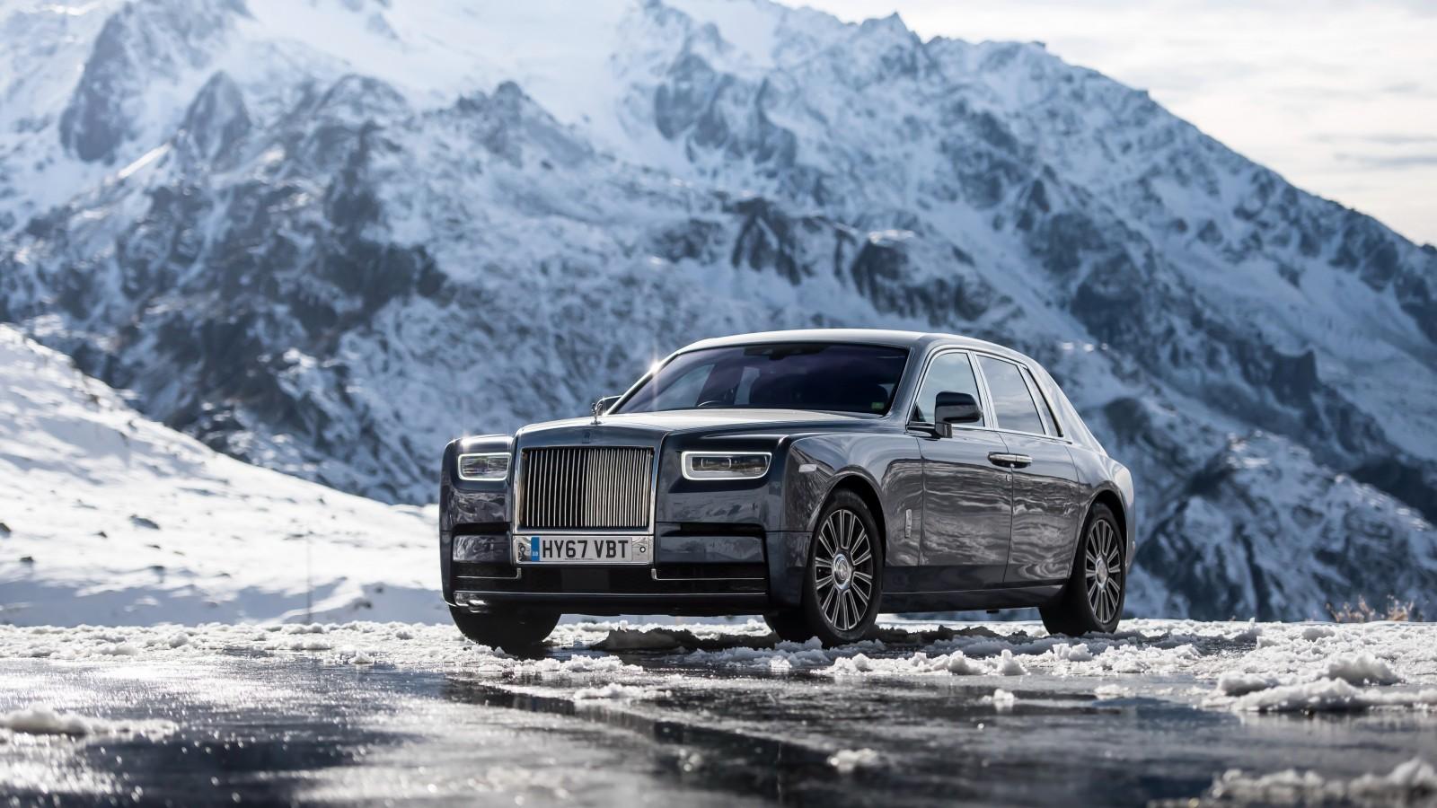 Mobile Car Wash Wallpaper Rolls Royce Phantom 2017 4k 2 Wallpapers Hd Wallpapers
