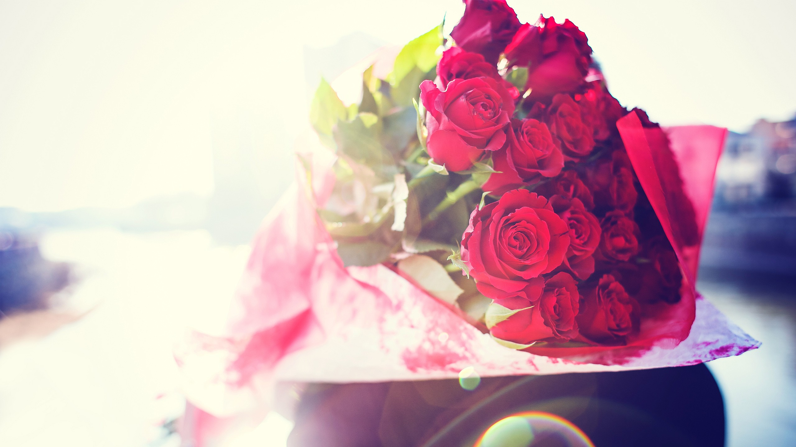 Cute Home Screen Wallpaper For Iphone Roses Bouquet Wallpapers Hd Wallpapers Id 16533