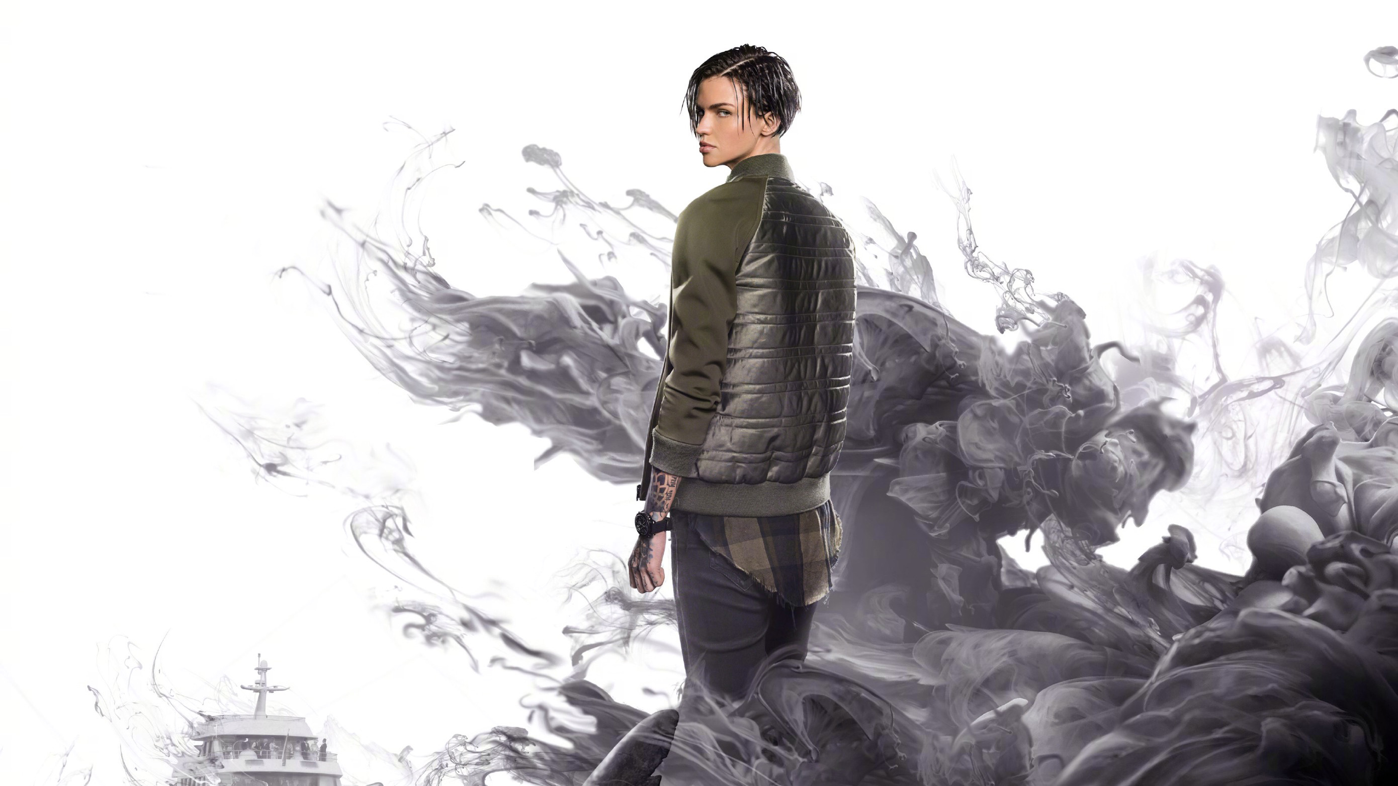 Gangster Wallpaper 3d Ruby Rose In The Meg Wallpapers Hd Wallpapers Id 25468
