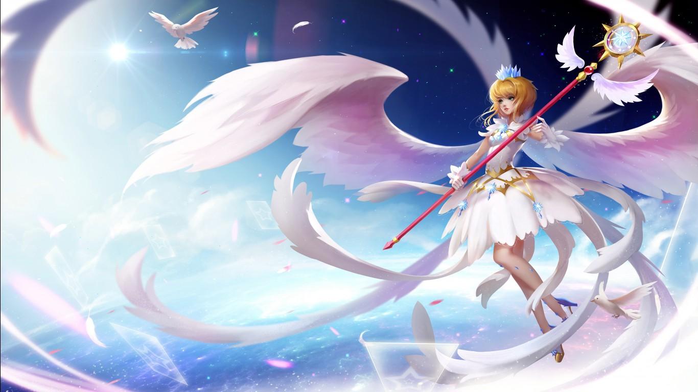 Fairy Tail 3d Wallpaper Sakura Kinomoto Wallpapers Hd Wallpapers Id 23181