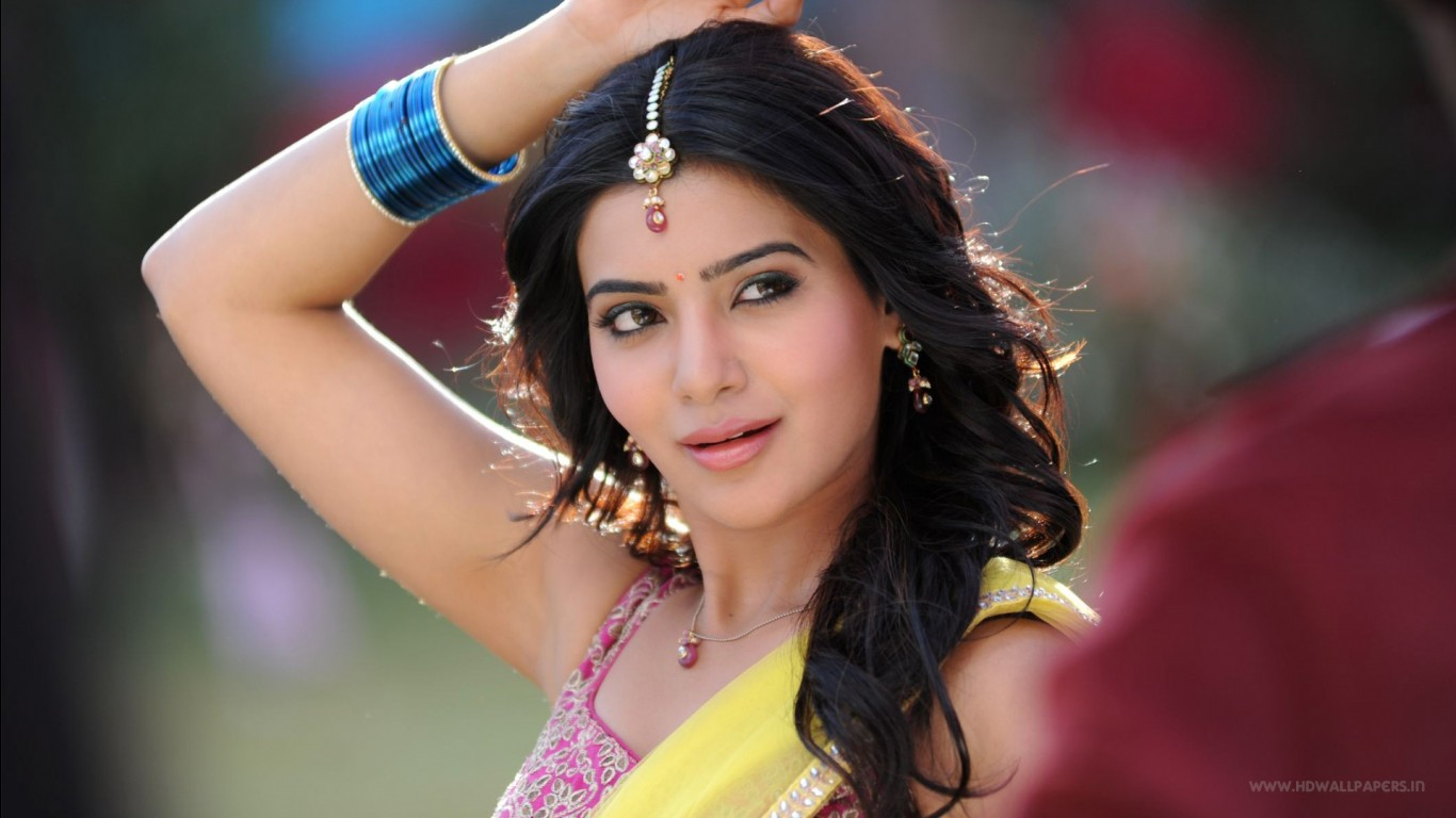 Indian Girl Face Wallpaper Samantha Tollywood Wallpapers Hd Wallpapers Id 17430