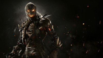 Scarecrow in Injustice 2 Wallpapers | HD Wallpapers | ID #20104