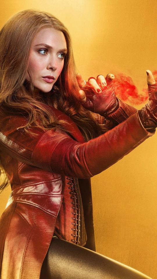 Latest 3d Hd Wallpapers For Pc Scarlet Witch Avengers Infinity War Wallpapers Hd