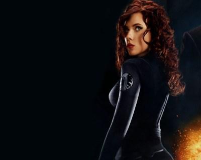 Scarlett Johansson as Black Widow in Iron Man 2 Wallpapers | HD Wallpapers | ID #8198