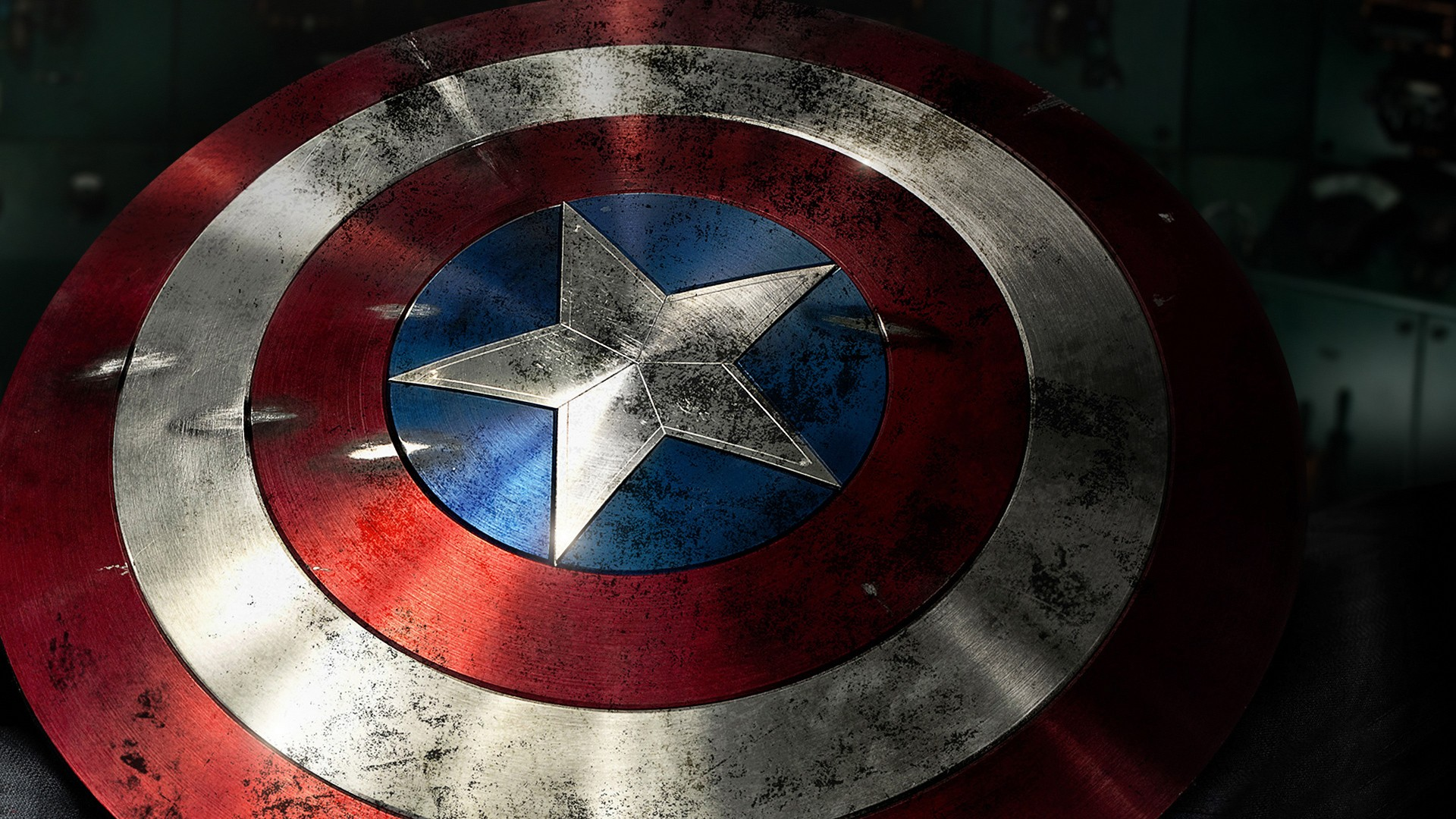 Amazing Spider Man 3d Wallpaper Shield Of Captain America Wallpapers Hd Wallpapers Id